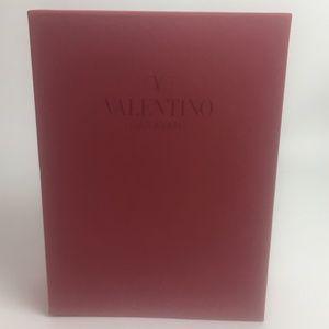BRAND NEW Valentino Black Velvet Dollybow Heels